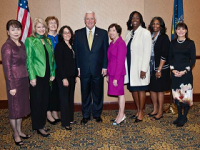 pressrelease 200x150 Governor Tom Corbett First Lady Susan Corbett Honor Nine Women as Pennsylvania's Distinguished Daughters